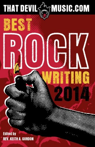 Best Rock Writing cover