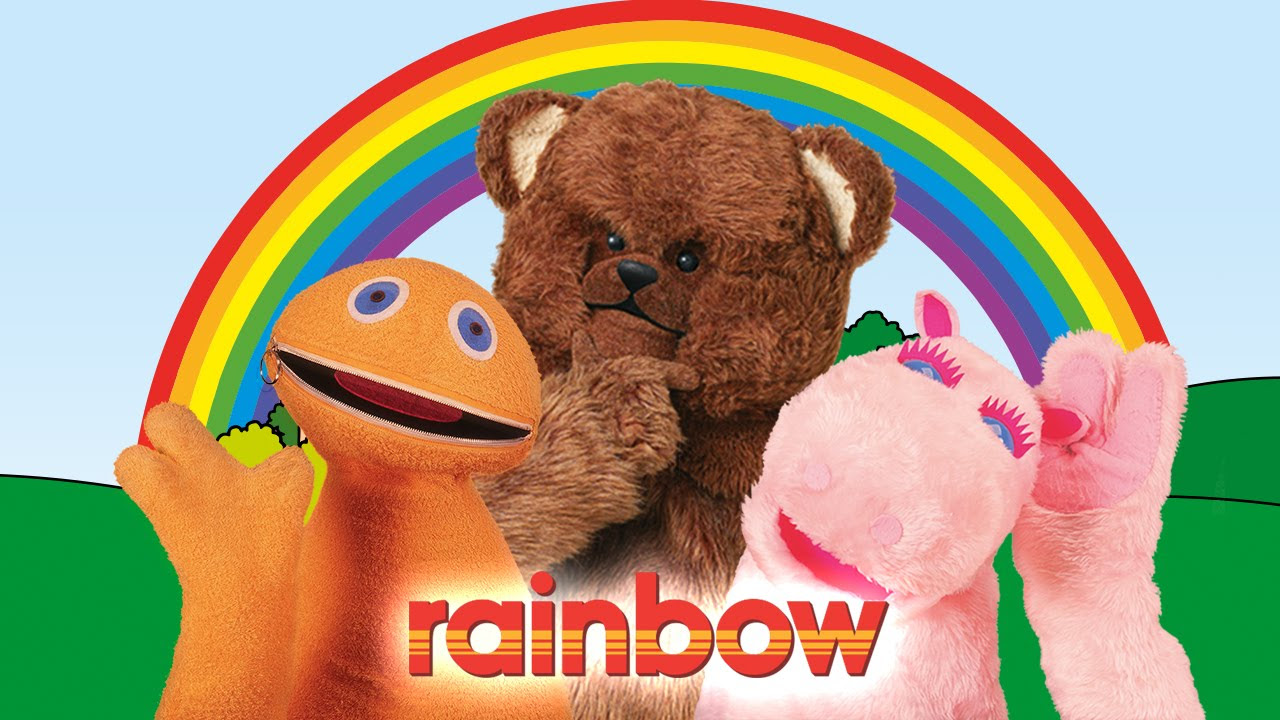 Rainbow kids' TV show