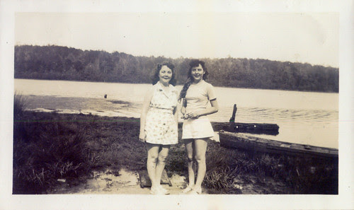 Two at the lake