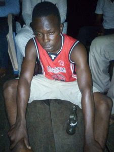 Man Rapes A 3-Year-Old Girl With Engine Oil In Ondo (Photo)