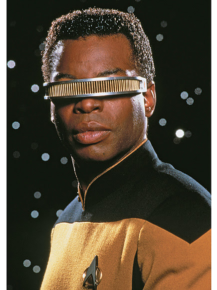 Image result for Star Trek LeVar Burton