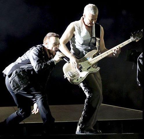 Banda de rock U2