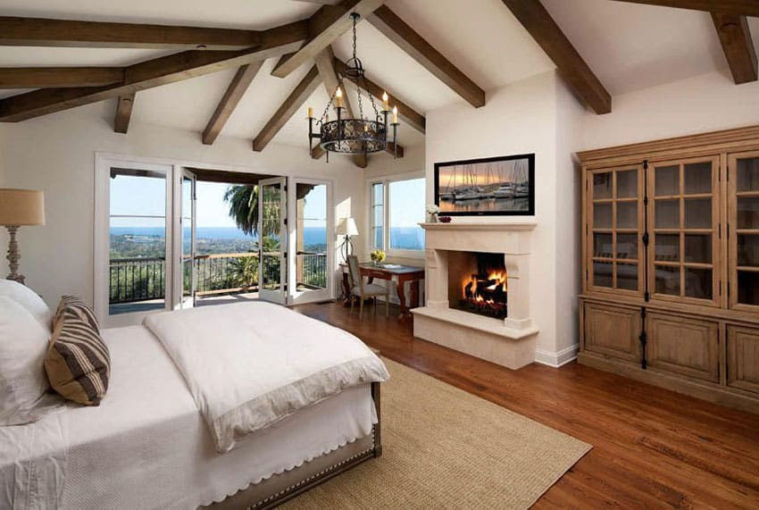 Beautiful Bedrooms with Wood Floors (Pictures) - Designing ...