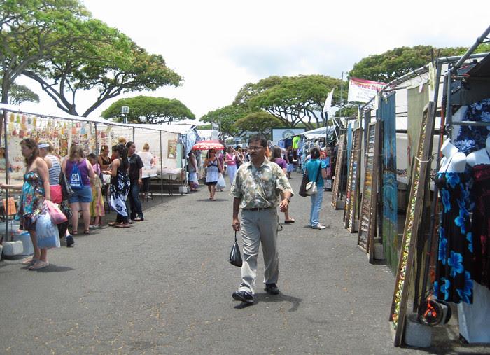 Aloha Stadium Swap Meet
