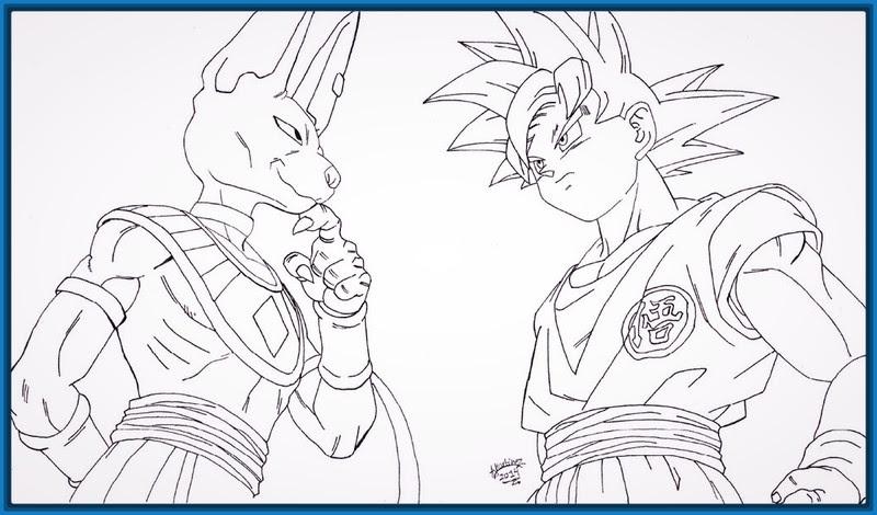 Dragon Ball Super Imágenes Y Fondos De Pantalla Mega Galería