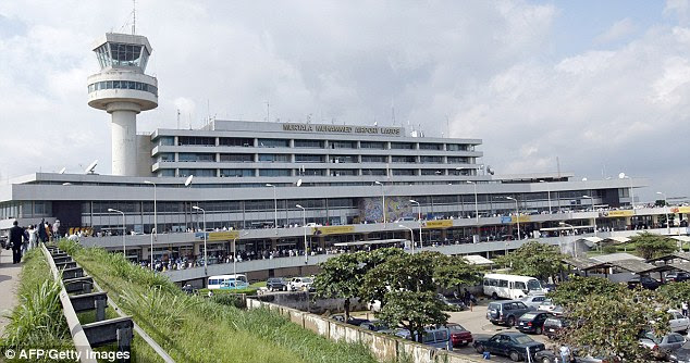 Mysterious attack: A U.S. federal air marshal was injected with an unknown substance by an unknown assailant at the Murtala Muhammed International Airport in Lagos