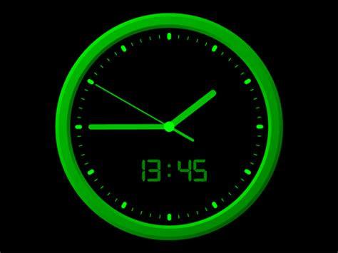 analog clock     software reviews cnet