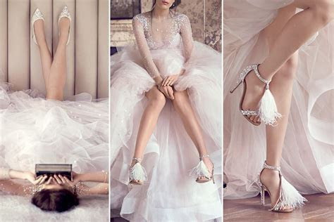 From Jimmy Choo to Dune, here are the best bridal shoes to