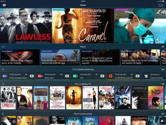 SuperGuidaTV 3 - Film, serie e programmi in TV si aggiorna alla vers 3.6