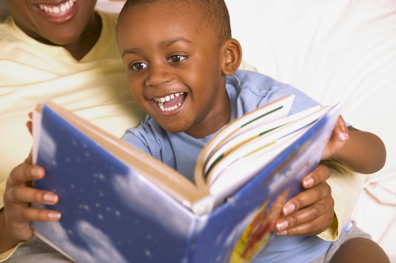 Image result for young child reading