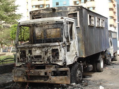 Torched CSF Vehicle