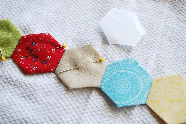 Hexagon Towel
