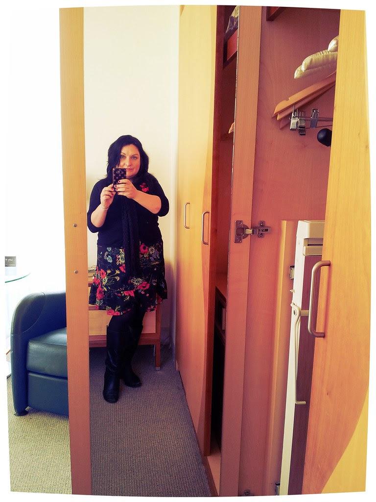 Wardrobe  mirror St David's Hotel and Spa