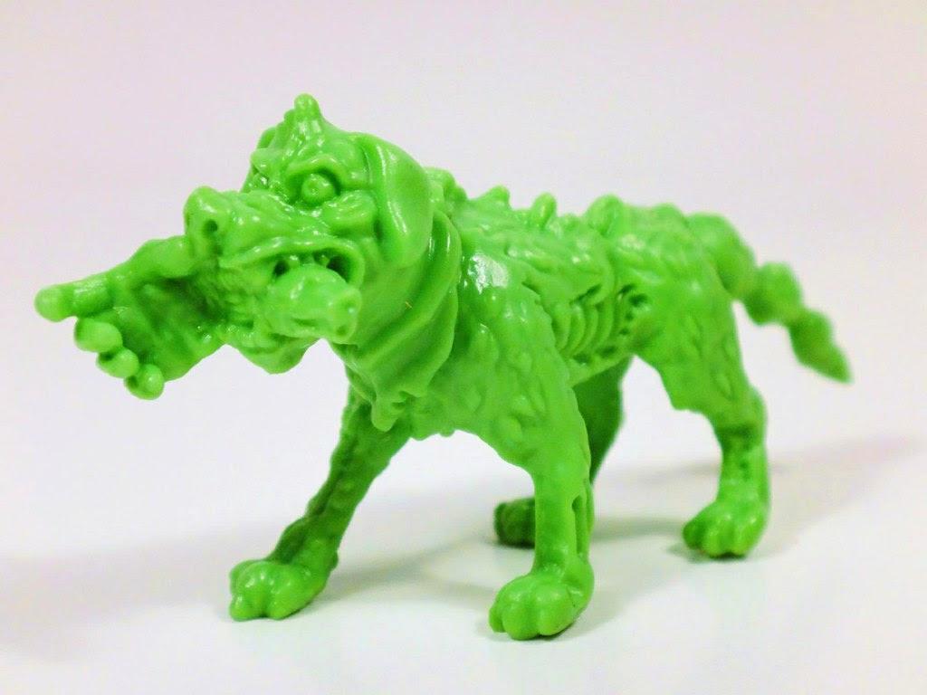 s.l.u.g. zombie series 4 ferocious frankie dog