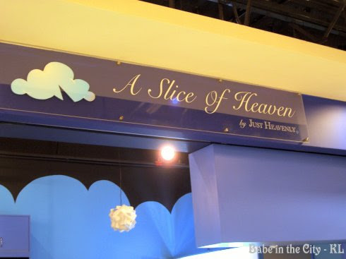 A Slice of Heaven signage