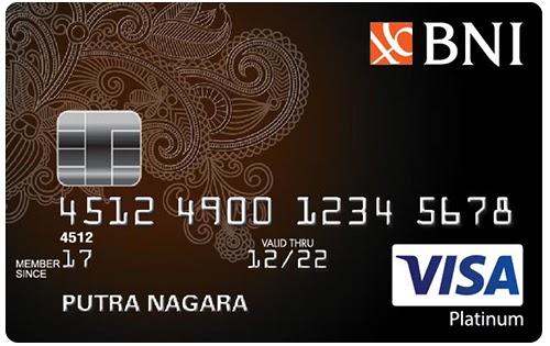 Beragam Keuntungan dan Jenis Kartu Kredit BNI