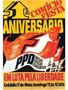 Cartaz PPD