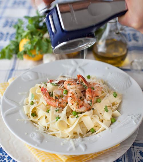 Pasta with Shrimp 1