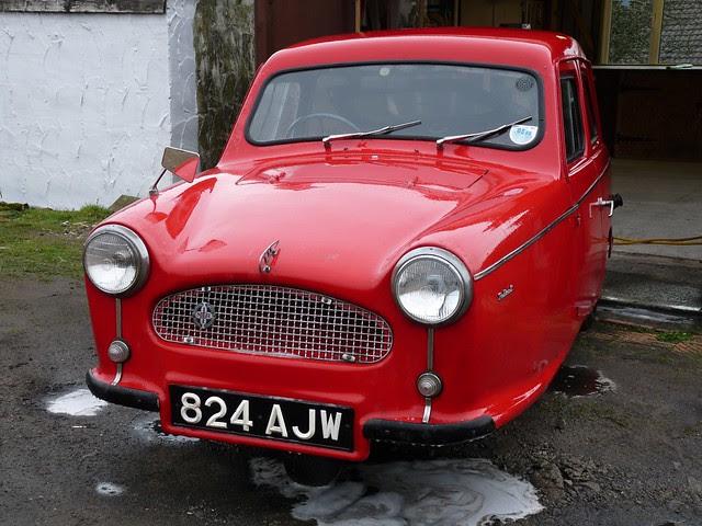 24039 - My 1961 Reliant Regal