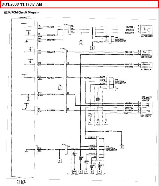 1999 Honda Accord V6 Wiring Diagram Full Hd Version Wiring Diagram Soho Yti Fr