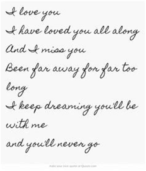 Missing Friends Far Away Quotes