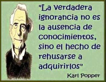 Popper-ignorancia