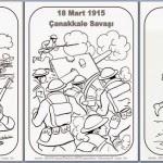 18 Mart çanakkale Haftası Etkinlikleri Sınıf öğretmenleri Için