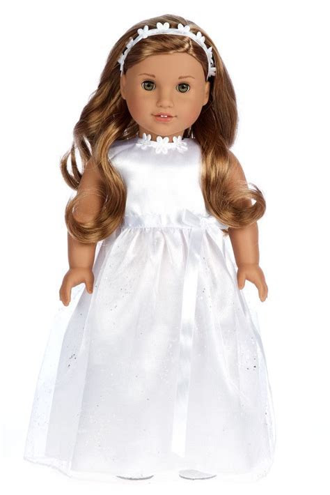 97 best images about Special Occasion 18 Inch Doll Dresses
