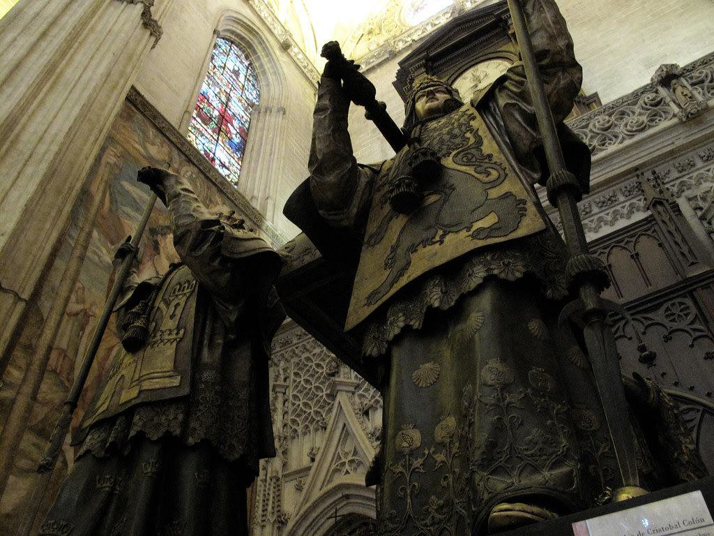 Tomb of Christopher Columbus, Catedral