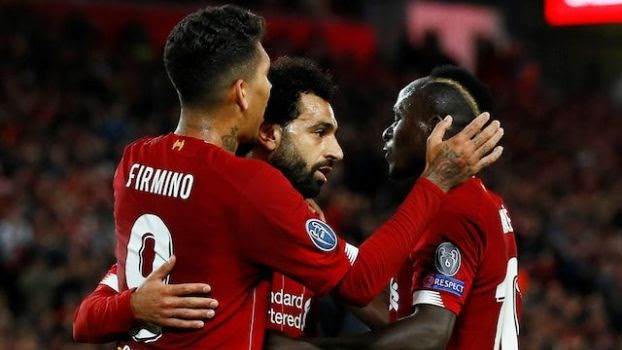 Liverpool recover from remarkable Red Bull Salzburg comeback at Anfield