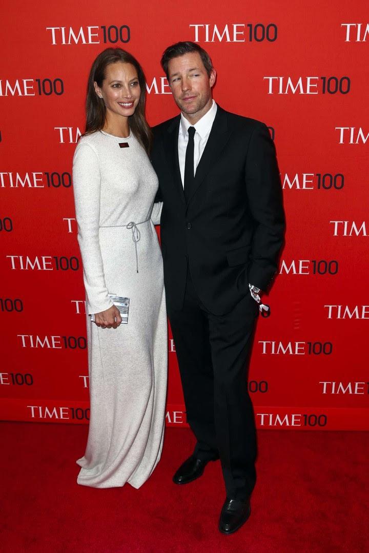 Christy Turlington – TIME 100 Gala 2014 -04
