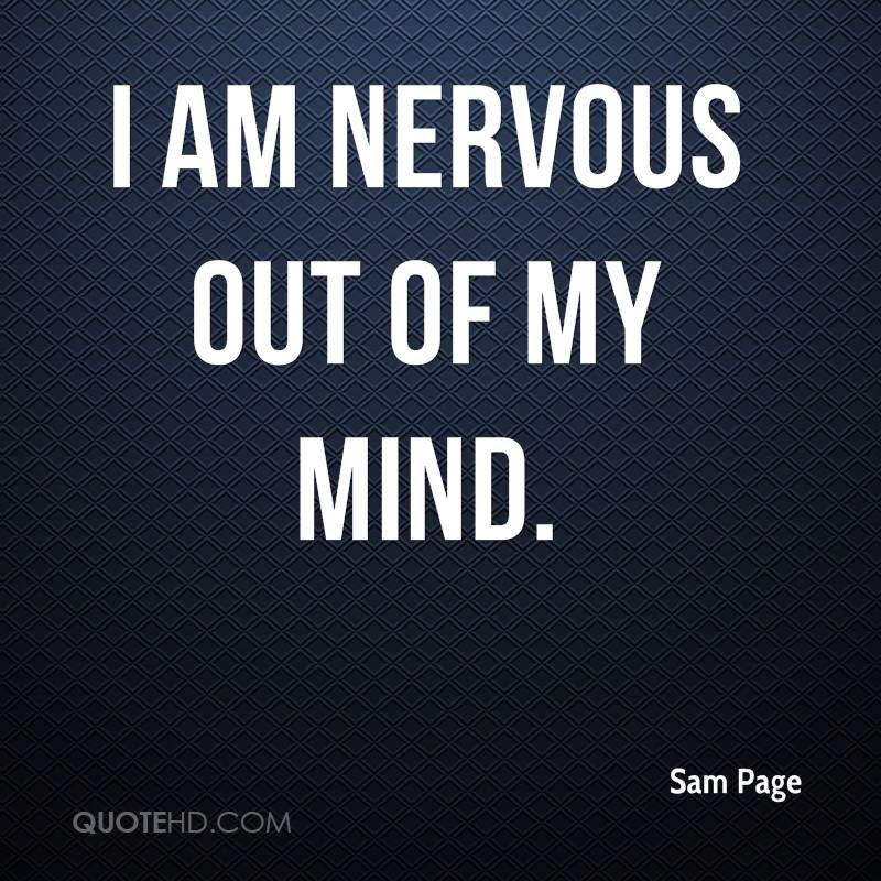 Sam Page Quotes Quotehd