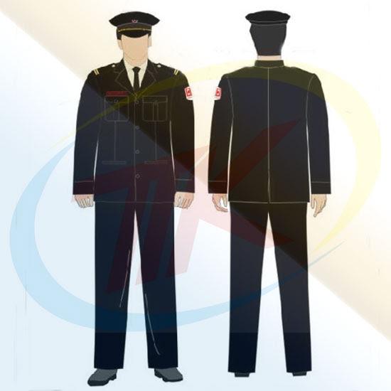 bán đồng phục bảo vệ may sẵn