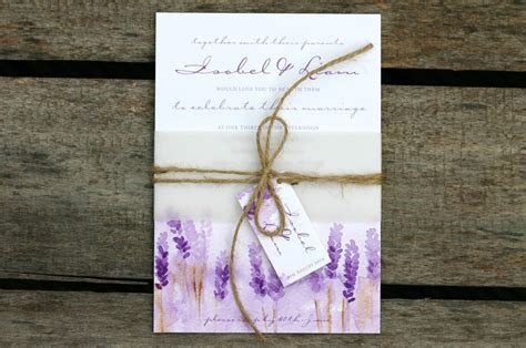 Lovely Lavender Wedding Ideas with Ivy EllenIvy Ellen