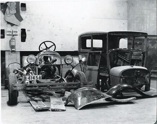 Reconstrucció Ford A de l´any 1929