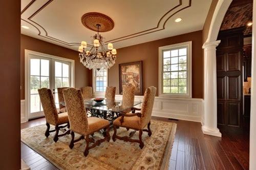 Dining Rooms Colors - Interior design