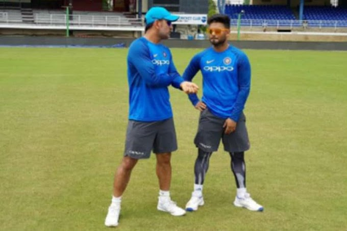 Management Right in Picking Pant Over Dhoni for South Africa Series: Ganguly
