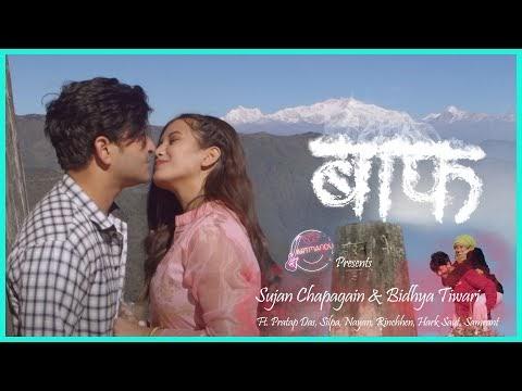 Baaf song lyrics - Sujan Chapagain , Bidhya Tiwari