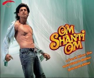 Om Shanti Om Shahrukh Khan