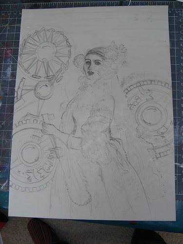 Ada Lovelace block in progress