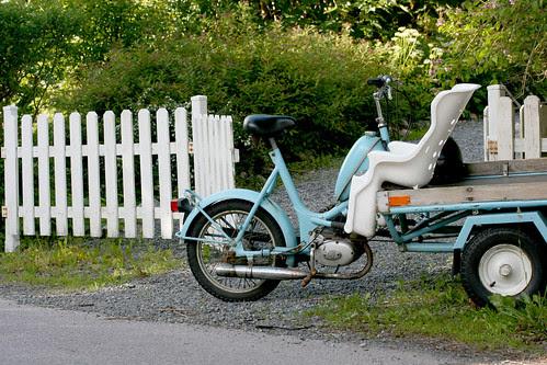 Motorised buggy