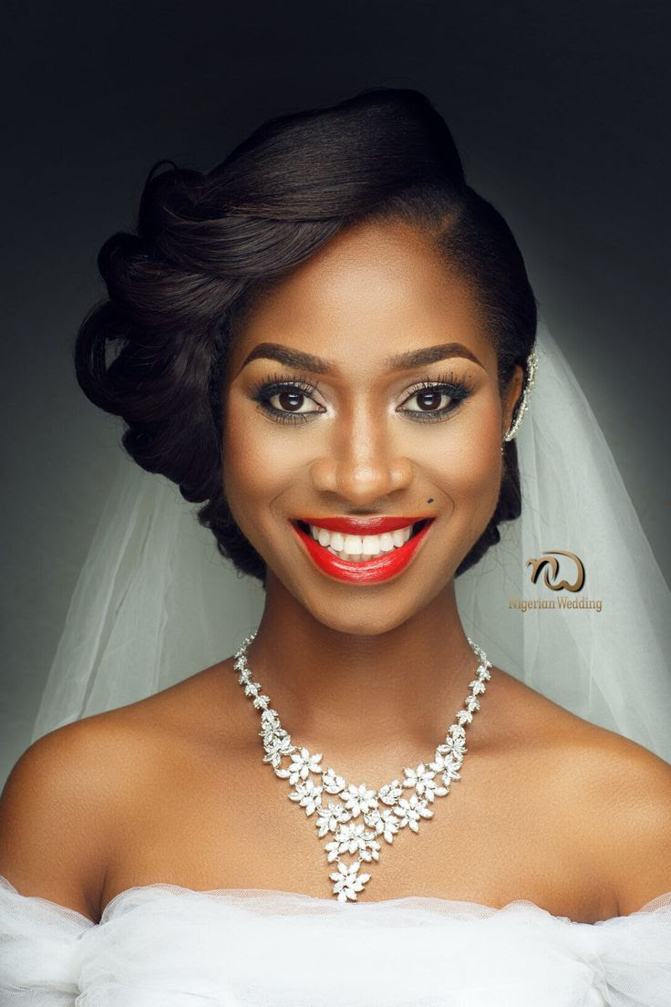 Charming Black Women Wedding Hairstyles Long Hairstyles