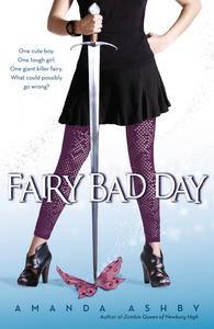 Fairy Bad Day Amanda Ashby