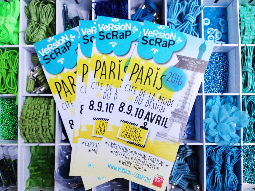 Invitations version scrap 2016