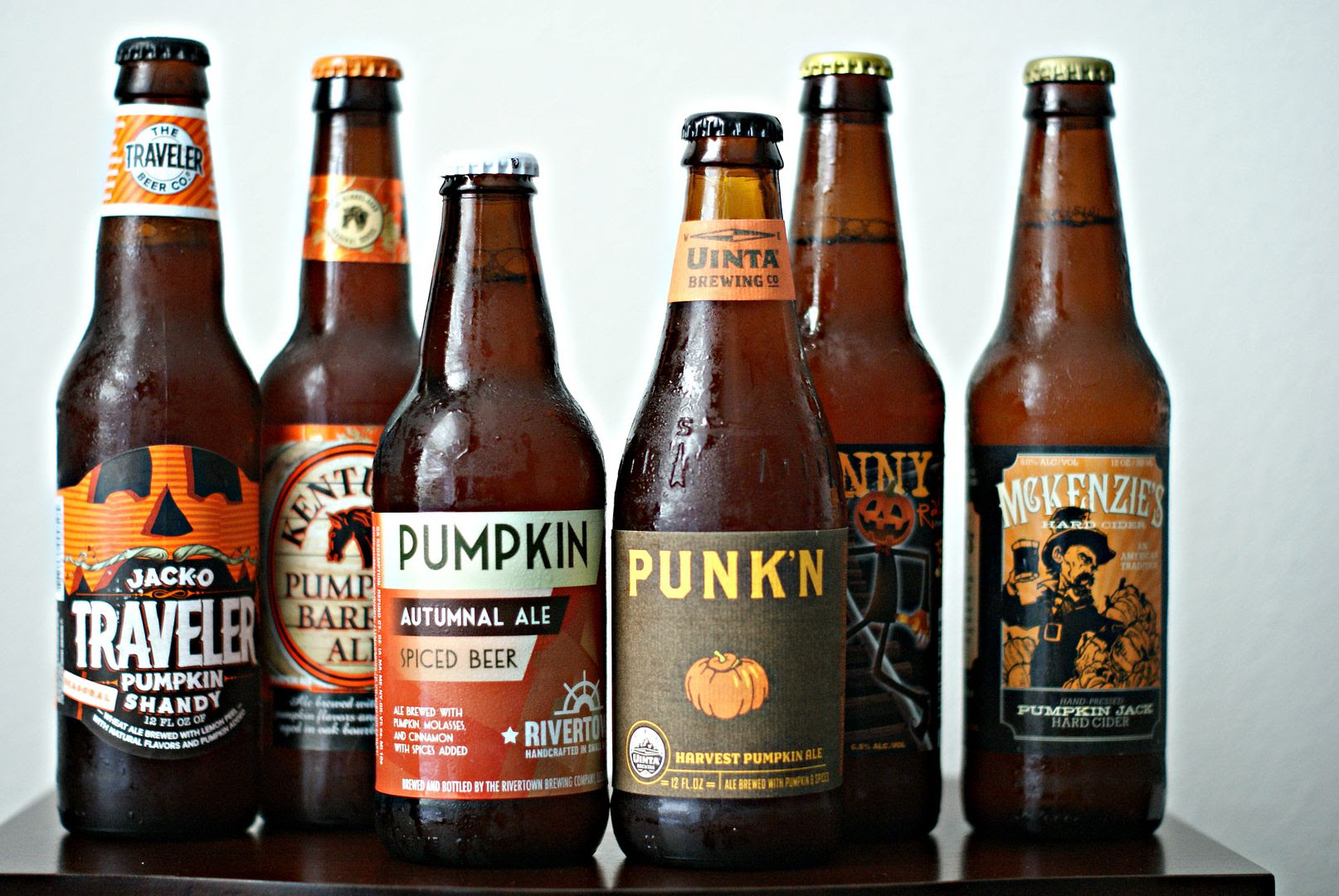 Fall Pumpkin Beer Review