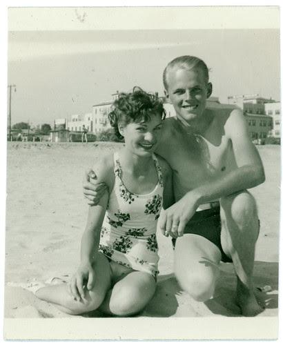 Boy Girl Beach