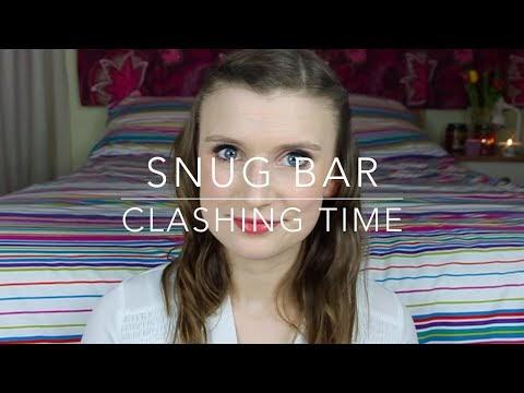 Clashing Time talks Snug Bar Bloggers Event