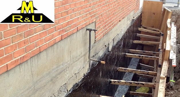 house underpinning in Melbourne