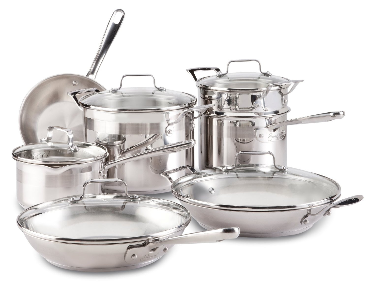 Emeril Chefs Stainless Set Review Worth The Money