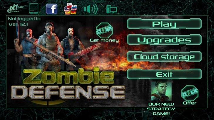 Zombie Defense v12.1